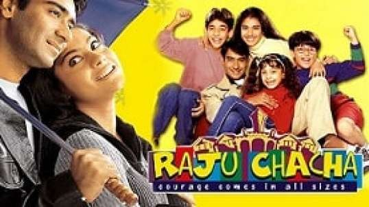 Raju Chacha | Ajay Devgn | Kajol | Rishi Kapoor | Latest Bollywood Movies