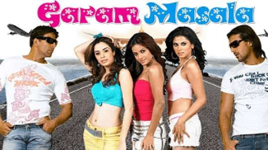 Garam Masala Hindi Full Movie Watch Online Free - Filmlinks4u | Akshay Kumar | John Abraham